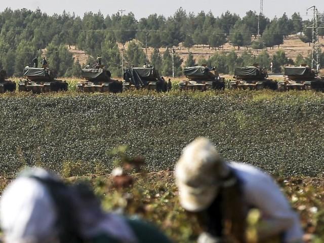 """Syrien-Konflikt: """"Erdoğan hat einen Plan, Europa nicht"""""""