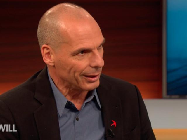 """""""Anne Will"""": Varoufakis entlarvt mit einer einfachen Frage die ideenlose EU-Debatte"""