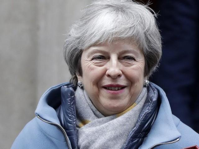 Brexit: May pocht immer noch auf Nachverhandlungen mit der EU