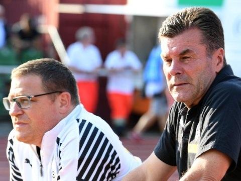 Borussia Mönchengladbach: Eberl will in Kürze mit Hecking über neuen Vertrag sprechen