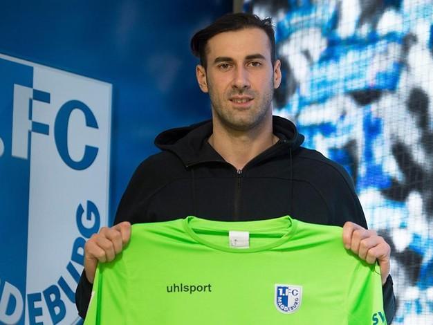 Konkurrenz für Stammkeeper Brunst: FCM holt georgischen Nationaltorhüter