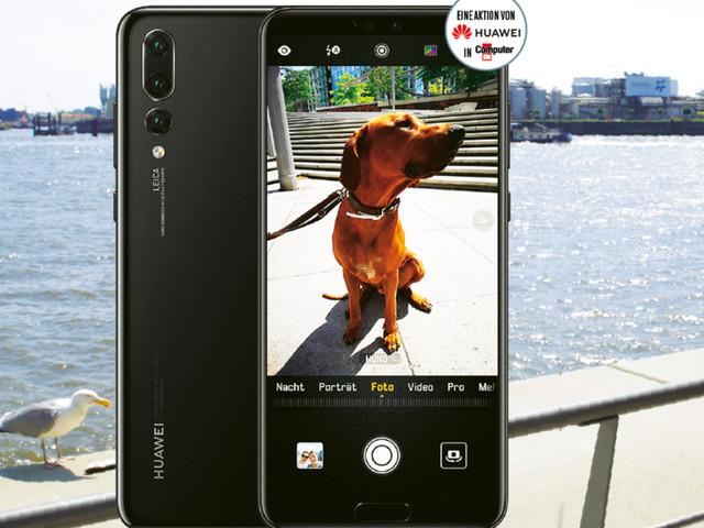 Es hat Zoom gemacht: Huawei P20 Pro im Leser-Test