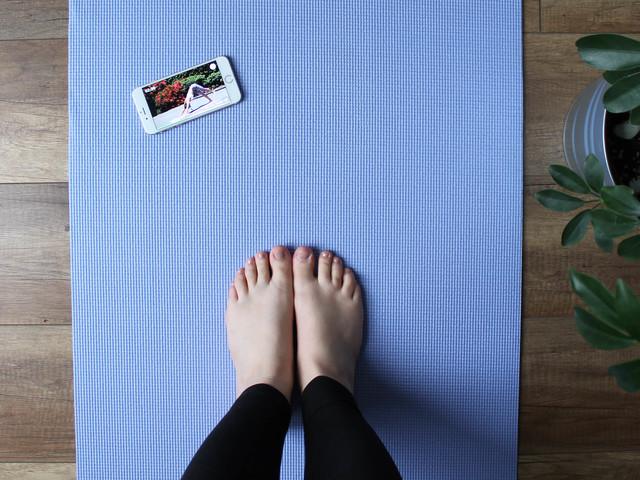 Fit und entspannt mit dem iPhone: Die 5 besten Yoga-Apps