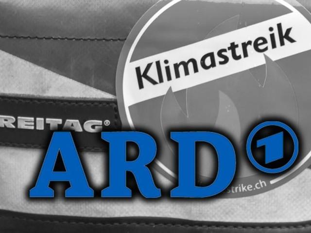 Programmänderung im Ersten: ARD sendet Brennpunkt zum Klimaprotest
