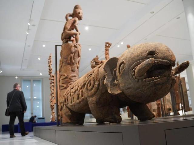 Ausstellungen: Umstrittene Museen im Humboldt Forum öffnen