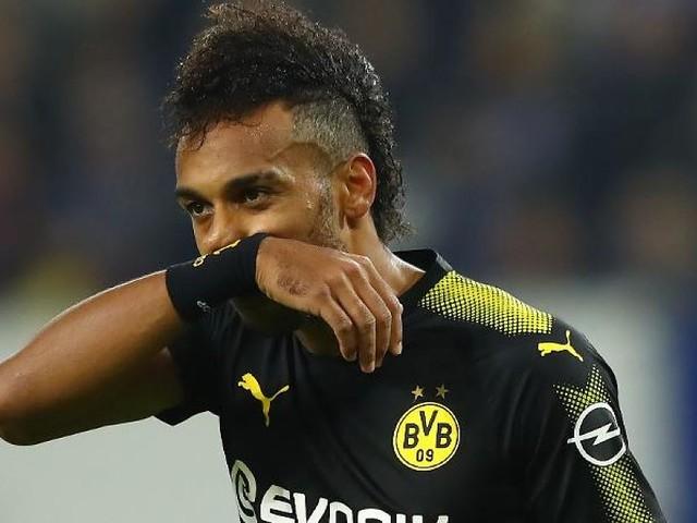 """""""Disziplinarische Maßnahme"""" - Pierre-Emerick Aubameyang aus BVB-Kader für Spiel beim VfB Stuttgart gestrichen"""