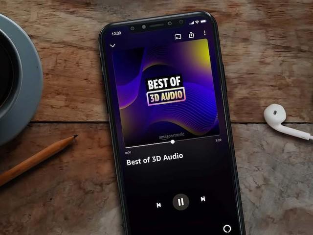 Amazon Music ermöglicht umfangreicheren Zugang zu 3D Audio