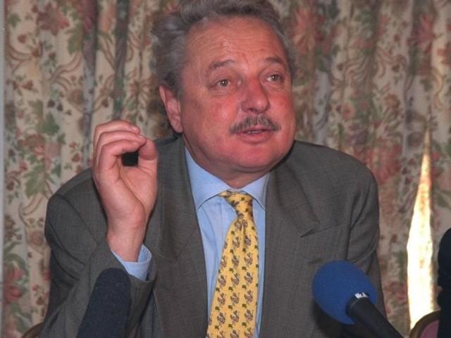 Größter Swarovski-Gesellschafter Gernot Langes-Swarovski ist tot