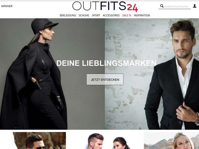 Outfits24 kooperiert mit 150 Modehändlern und will weiter wachsen