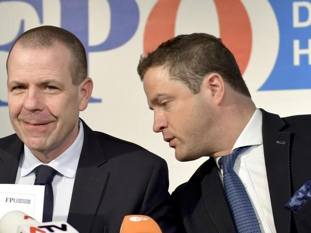 FPÖ: Neuer Verdacht wegen Russland-Connection