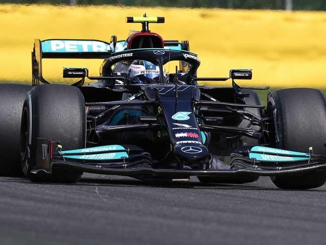 Formel 1: F1: Bottas Schnellster im Training