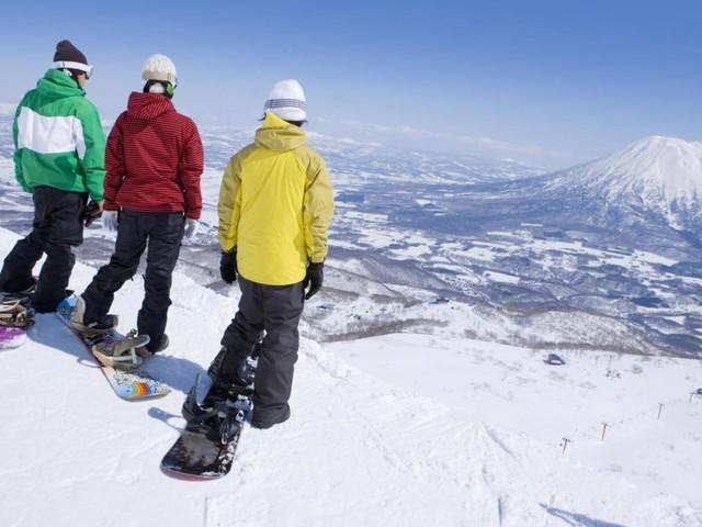 Was die Insel Hokkaido von den Alpen unterscheidet