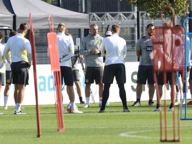 BVB: Nico Schulz zurück im BVB-Training - Fortschritte bei Dan-Axel Zagadou