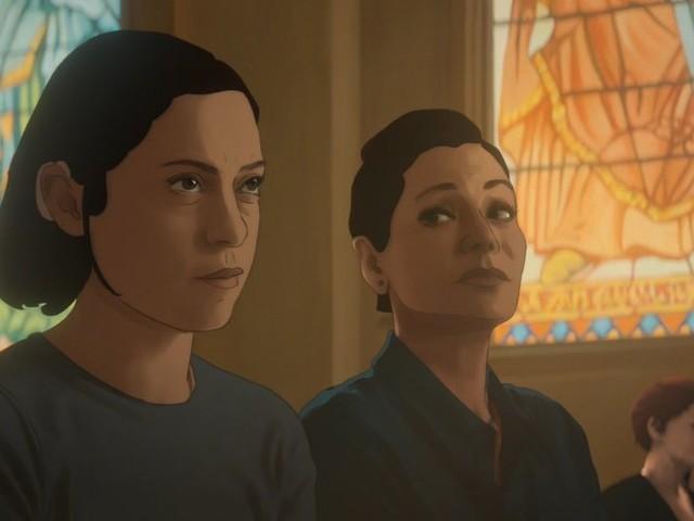 Animierte Erwachsenen-Serie: Almas Flucht aus der Wohlfühlhölle