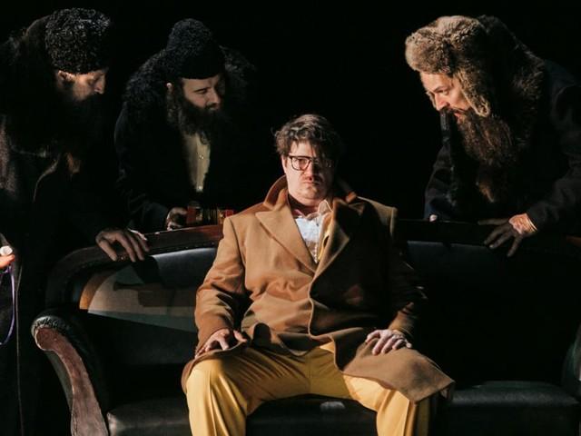 Thomas Frank: Der Theater-Hackler als König der Unterwelt