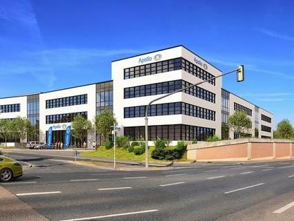 Schwabach: Bau der neuen Apollo-Zentrale hat begonnen
