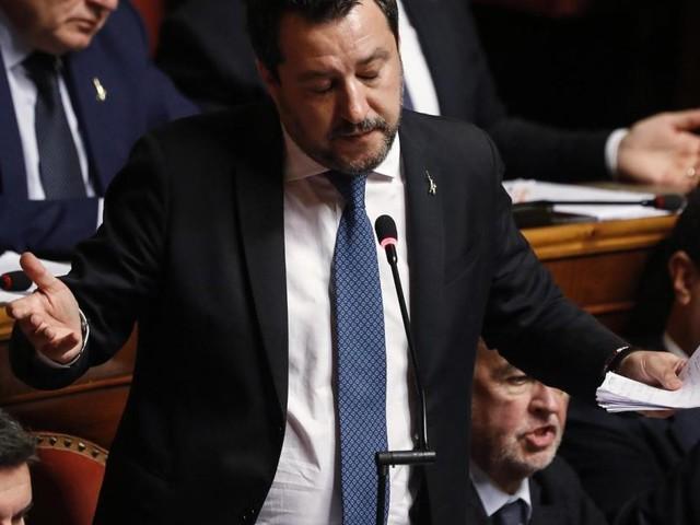 Italien: Senat macht Weg für Prozess gegen Salvini frei