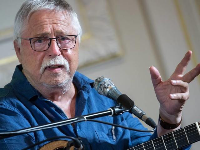 Liedermacher Wolf Biermann gibt Ovid-Preis an belarussische Oppositionelle weiter