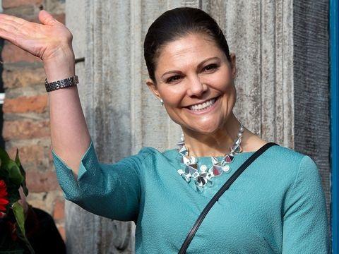Royals: Schwedens Kronprinzessin Victoria 44 Jahre alt geworden