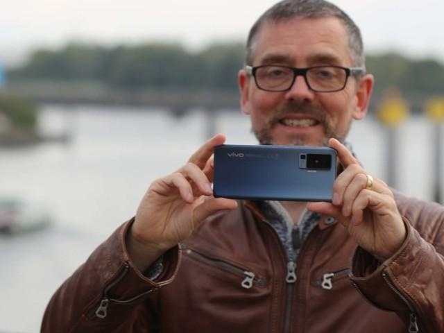 Vivo X51 5G: Smartphone mit Gimbal im Test