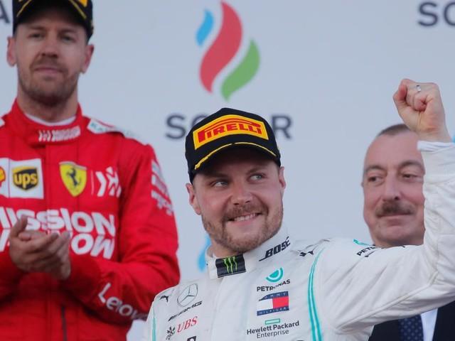 """Vettel frustriert über Mercedes-Dominanz: """"So langweilig"""""""
