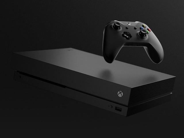 Xbox One X: Vorbestellung ab Sonntag, wichtiger Launch-Titel fehlt