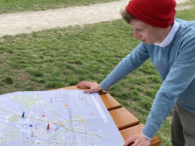 Wien zu Fuß: Spazieren ist ein (Kinder-)Spiel