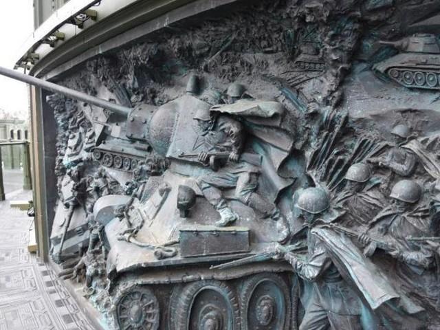80. Jahrestag des deutschen Angriffs auf die Sowjetunion