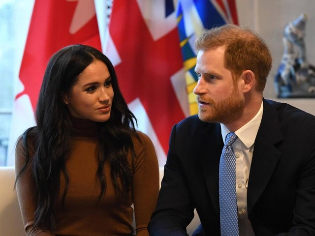 Buchdeal: Von Prinz Harry und Herzogin Meghan sollen vier Werke erscheinen