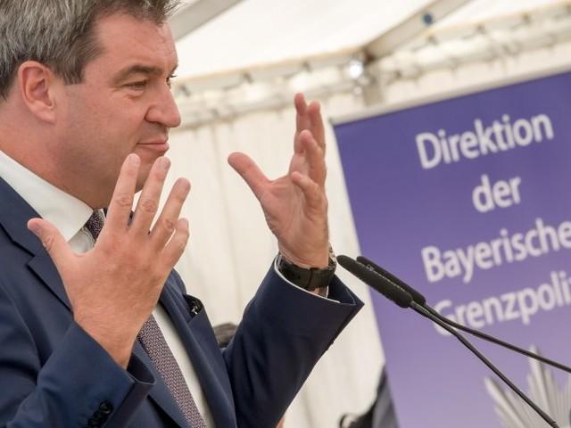 Prestigeprojekt Bayerische Grenzpolizei: Seehofer weist Söder in die Schranken