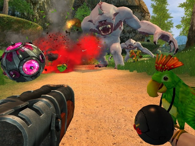 Serious Sam 2: Update 2.90 bringt u.a. neue Waffen in die PC-Fassung