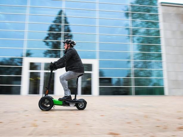 Kritik: Angst vor Unfällen: E-Roller stoßen in Herne auf Skepsis