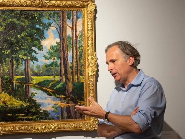 Besonderes Gemälde von Onassis' Super-Jacht kommt unter den Hammer
