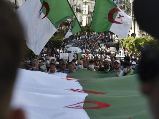 Algerien - Parlamentswahl stieß auf wenig Interesse