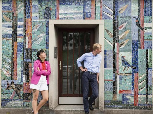 Haus von außen: Wien hat jetzt ein Raufschaumuseum