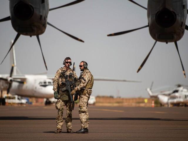 Bundeswehr: Laschet stellt Einsatz in Mali bei Verwicklung russischer Söldner infrage