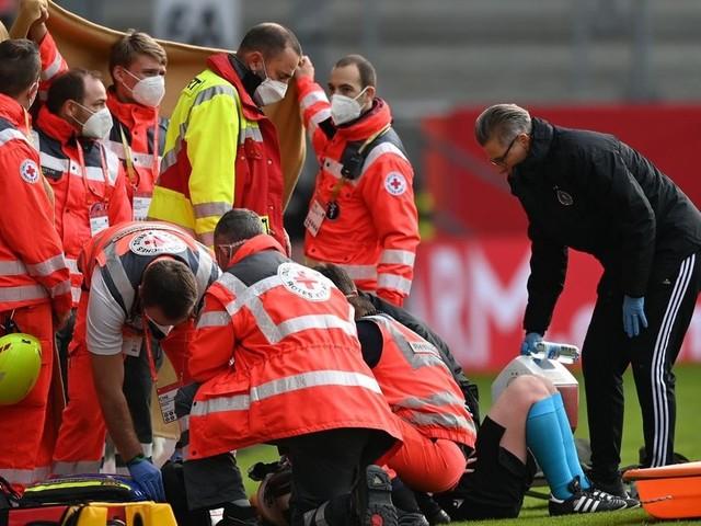 Ausfall der Assistentin: Spiel in Chemnitz kurz unterbrochen