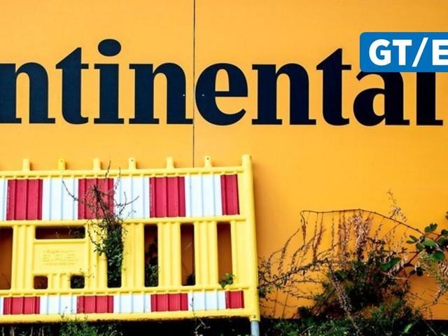 Conti plant Jobabbau im Werk Stolzenau