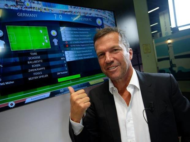 Ex-Fußball-Star: Matthäus ist für einen offiziellenStatus von E-Sport