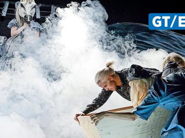 """Von Hybris, Macht, Hingabe, Natur: """"Der Schimmelreiter"""" feiert im ausverkauften DT-2 Premiere"""
