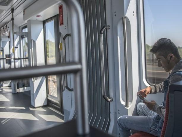 Digitalisierung: Straßenbahnlinie 302 in Gelsenkirchen erhält freies WLAN