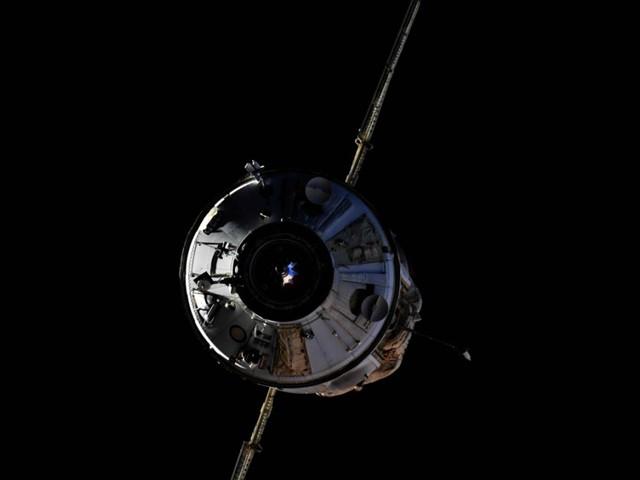Raumfahrt: Panne beim Andocken an ISS
