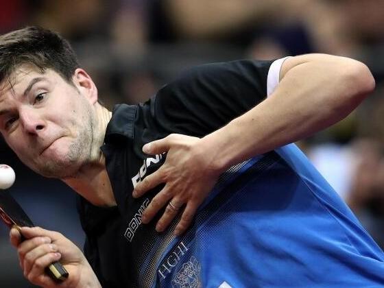 Ovtcharov wird neue Nummer eins der Tischtennis-Welt