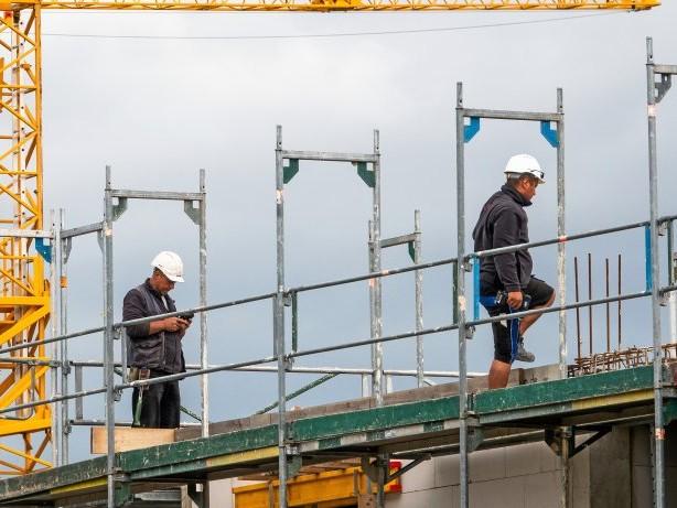 Ausbildung: Baustelle Bau: Fast 60 Prozent freie Lehrstellen in Stormarn