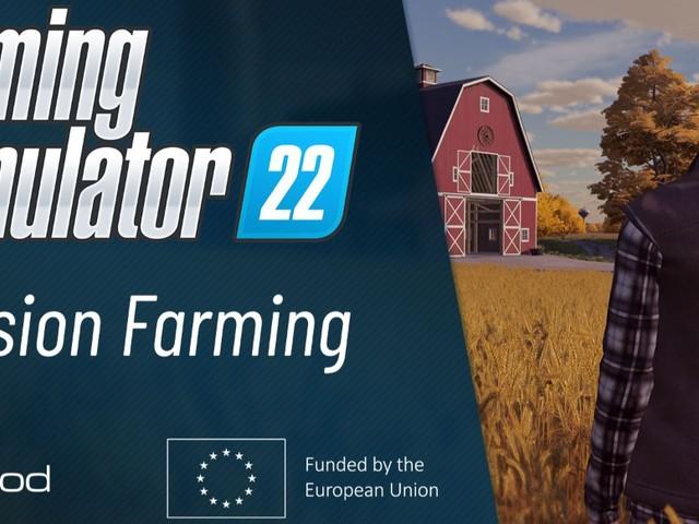 Landwirtschafts-Simulator 22: Precision Farming Pack als Gratis-DLC und der FarmCon-Plan