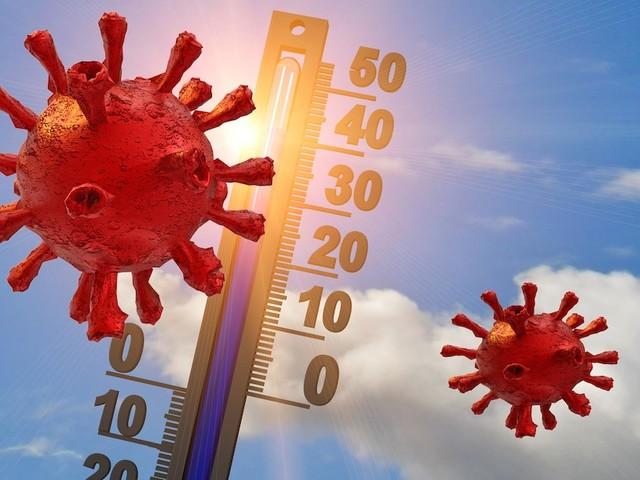 40 Prozent weniger ansteckend - Corona-Killer Sonnenschein: Oxford-Studie zeigt, wie die Hitze das Virus austrocknet