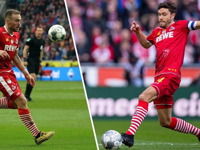 Entwarnung bei Czichos und Hector: Köln-Profis wohl nicht schwerer verletzt