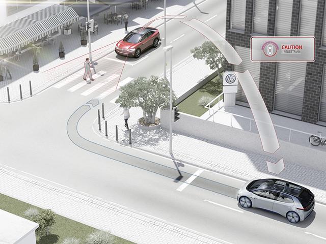 VW-Konzern bringt neue Car-to-X-Technologie