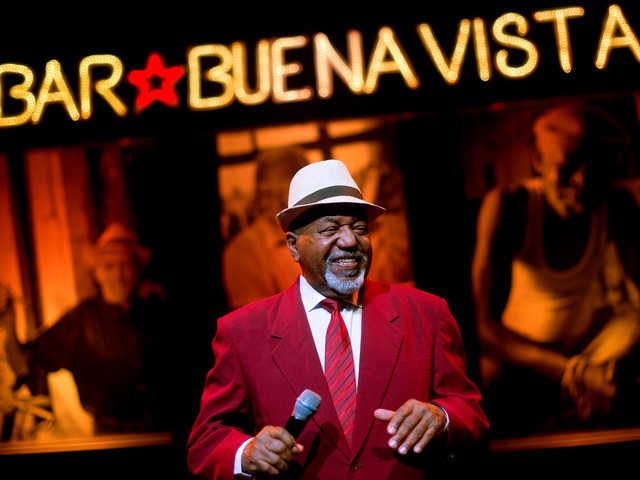 """The Bar at Buena Vista"" 2018 live im Europa-Park: ""Grandfathers of Cuban Music"" kommen"