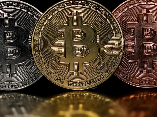 Bitcoin stieg wieder über die Marke von 40.000 US-Dollar
